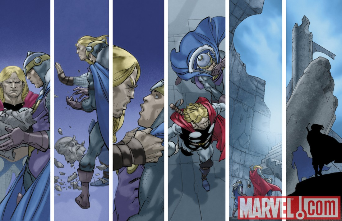 THOR_615__Preview3 New Look At THOR #615