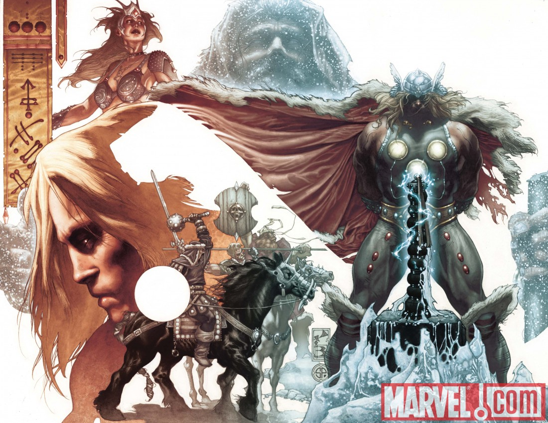 THOR_FA_1_Cover New Look At THOR: FOR ASGARD