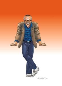TS_Super_Seven_STAN_LEE_color_TS A Squared Entertainment and Archie Comics announce STAN LEE COMICS