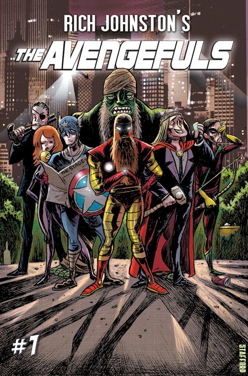 TheAvengefuls_CVA Rich Johnston writes four Avengers Movie prequels, but not for Marvel
