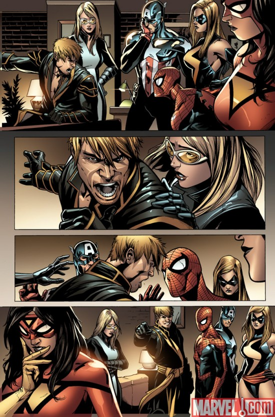 TheList_Avengers_Preview2 Dark Reign: The List - Avengers Preview