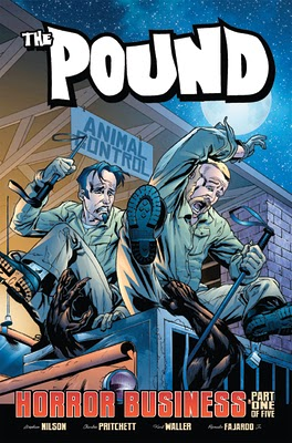 ThePound-001 IDW to debut digital series THE POUND for free