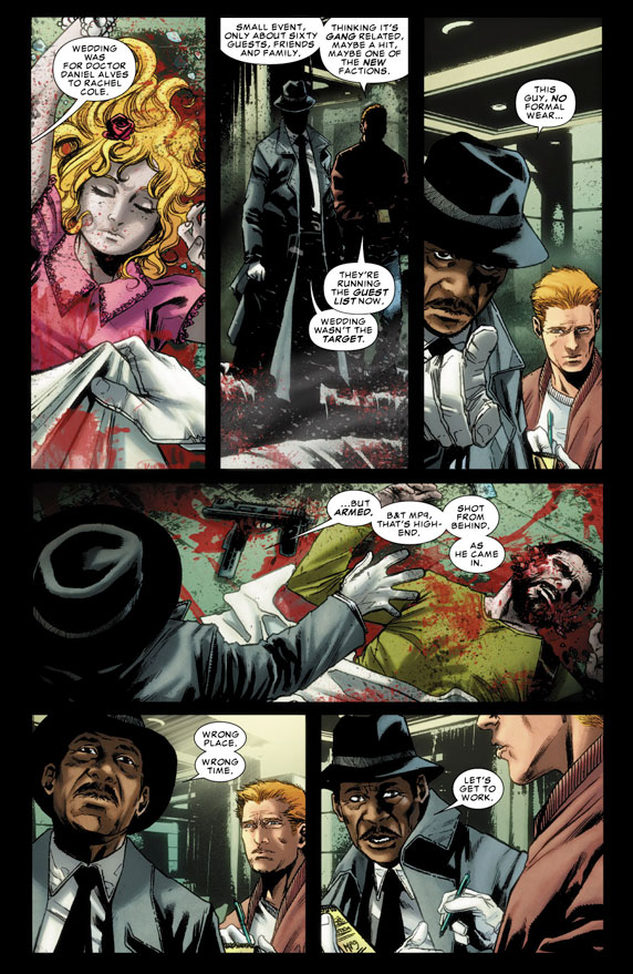 ThePunisher_1_Preview1 First Look at THE PUNISHER #1