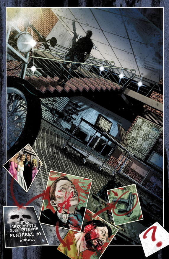 ThePunisher_1_Preview4 First Look at THE PUNISHER #1