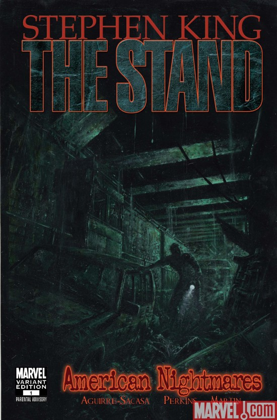 TheStand_AmericanNightmares_01_FinchVariantCover The Stand American Nightmares #1 Preview