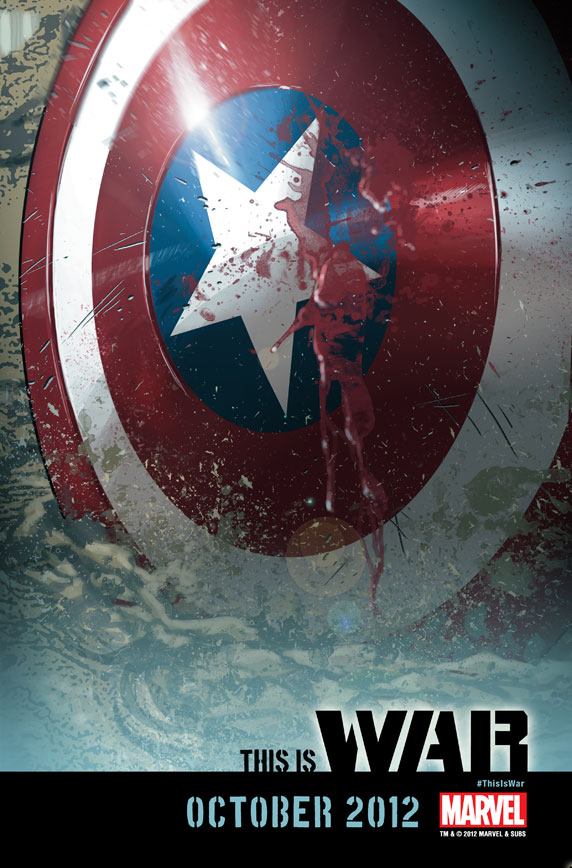 ThisIsWAR_CaptAmerica This continues to be WAR!