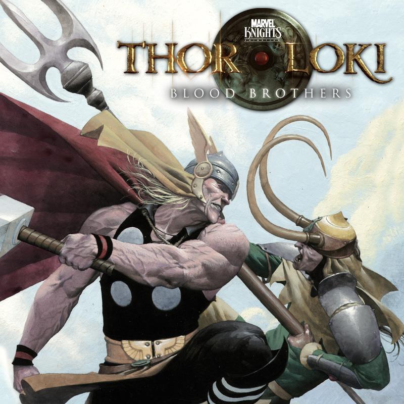 ThorLoki_800x800 Marvel announces THOR AND LOKI: BLOOD BROTHERS Animated Series