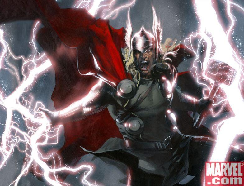 "Thor_600_DellOttoVariant Stan ""The Man"" Lee Talks Thor #600"
