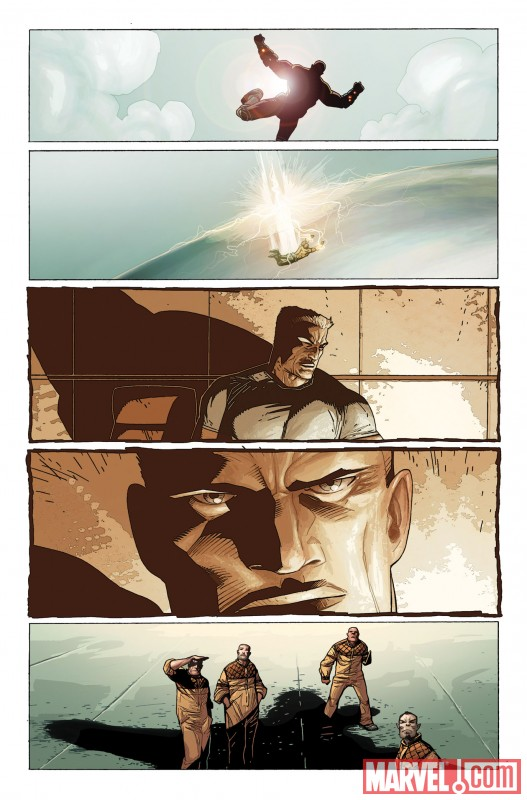 Thunderbolts_144_Preview3 First Look At THUNDERBOLTS #144