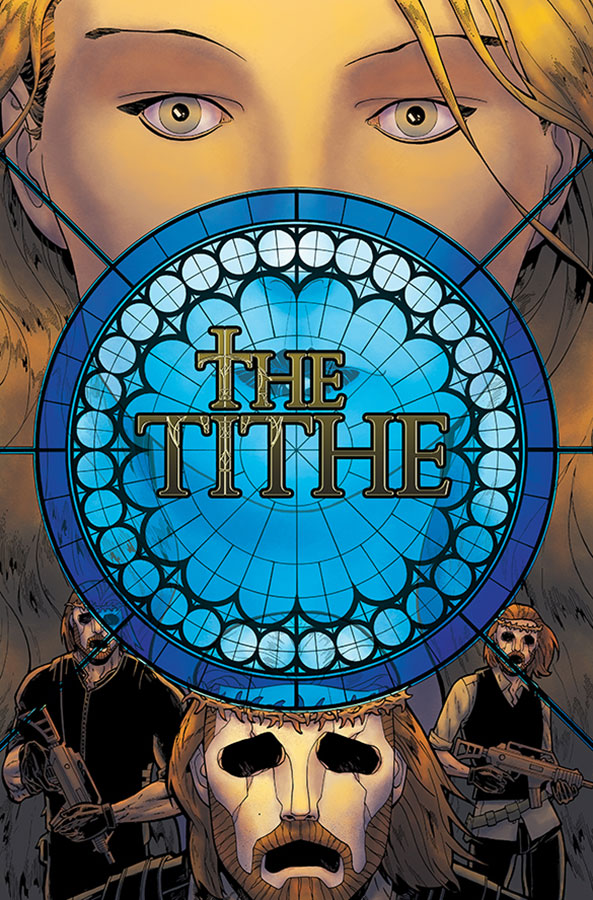 Tithe_01_1 New Top Cow series THE TITHE will steal readers' hearts