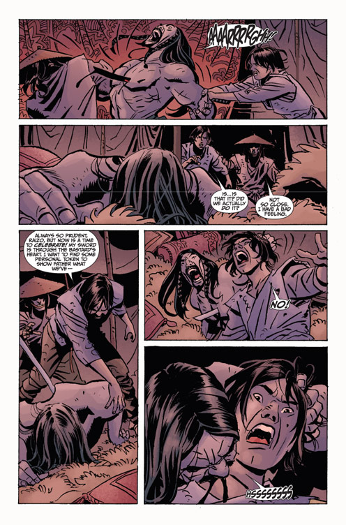 TombOfDracula_ThroneOfBlood_Preview5 First Look at TOMB OF DRACULA PRESENTS: THRONE OF BLOOD #1