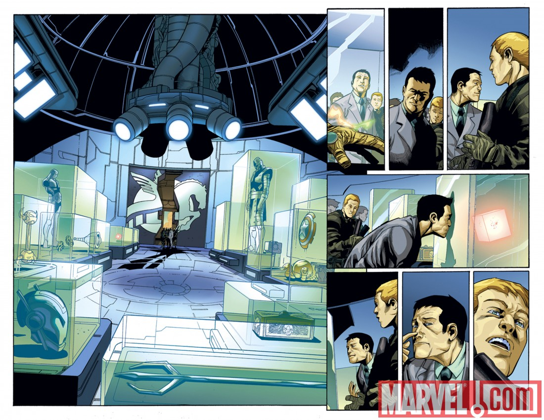 ULTMYST_1_Preview2 First Look At ULTIMATE COMICS MYSTERY #1
