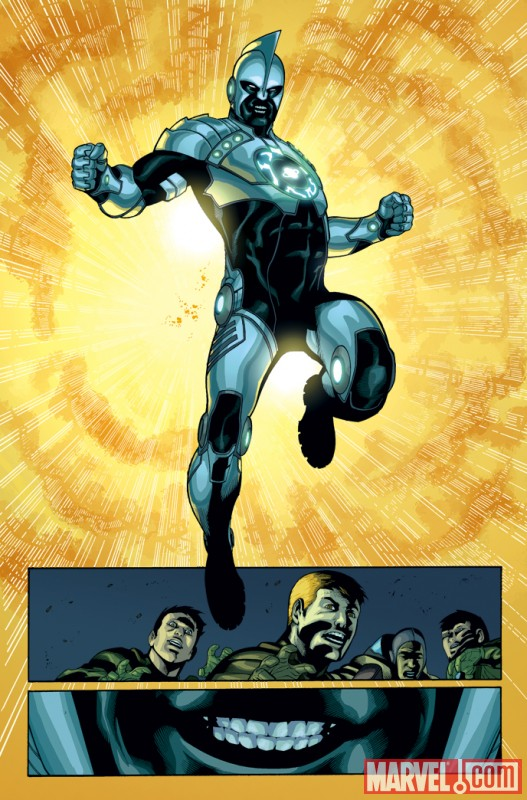 ULTMYST_1_Preview3 First Look At ULTIMATE COMICS MYSTERY #1