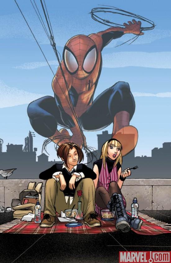 UltimateComicsSpider-Man_02_SecondPrintingVariant Ultimate Comics Spider-Man #2 Sells Out, Returns With New Printing