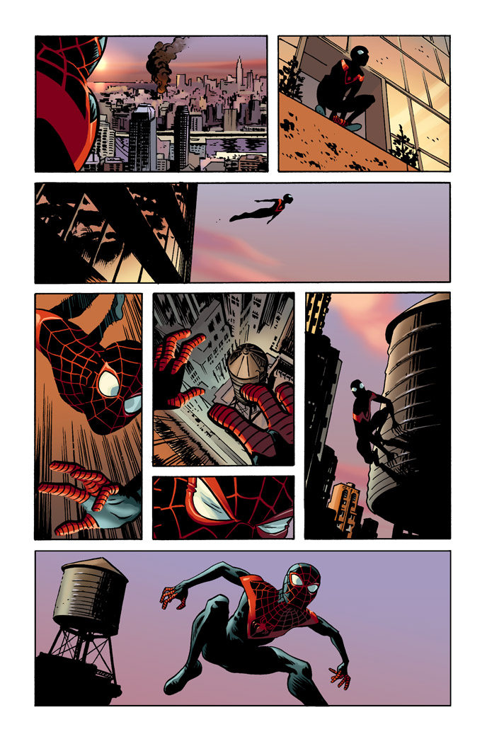 UltimateComicsSpiderMan_7_Preview4 First Look at ULTIMATE COMICS SPIDER-MAN #7