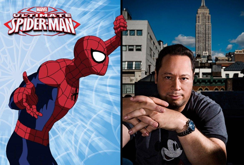 UltimateSpiderMan_JoeQuesada Ultimate Spider-Man's top secret partners revealed on Marvel.com
