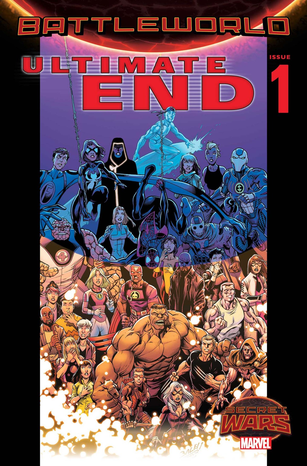Ultimate_End_1_Cover The Ultimate Universe ends in the ULTIMATE END