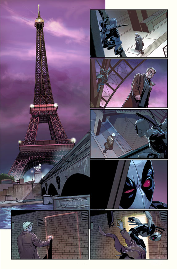UncannyXForce_25_Preview2 First Look at UNCANNY X-FORCE #25