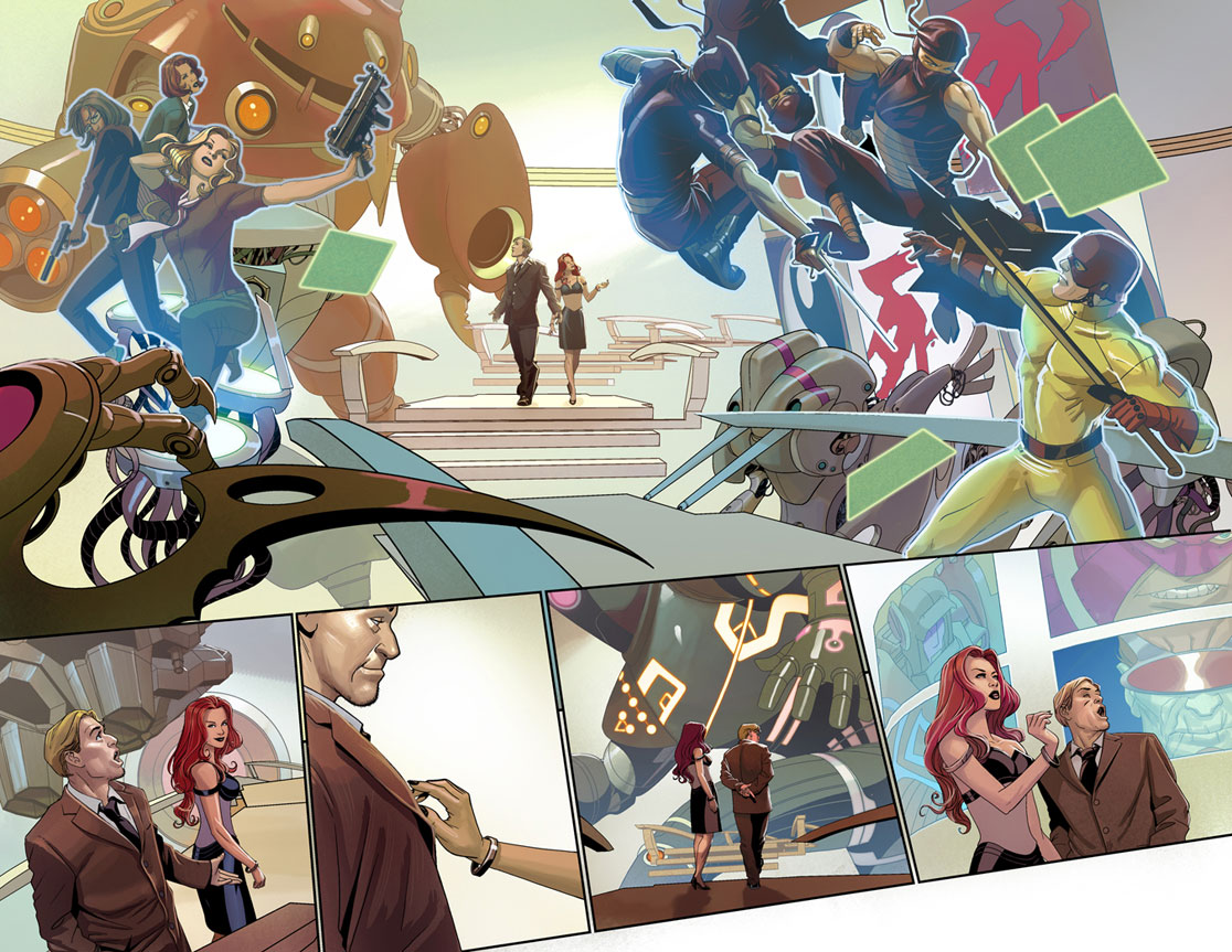 UncannyXForce_25_Preview3 First Look at UNCANNY X-FORCE #25