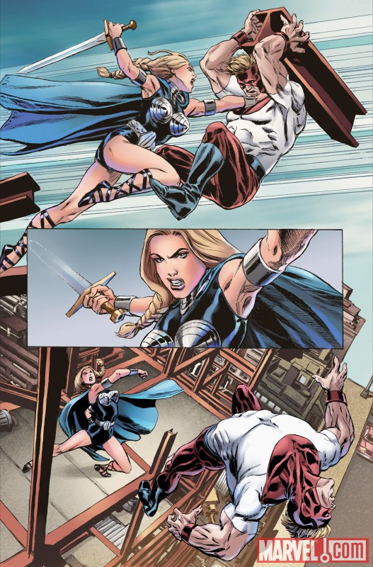 VALKYRIE_1_Preview5 First Look At VALKYRIE #1