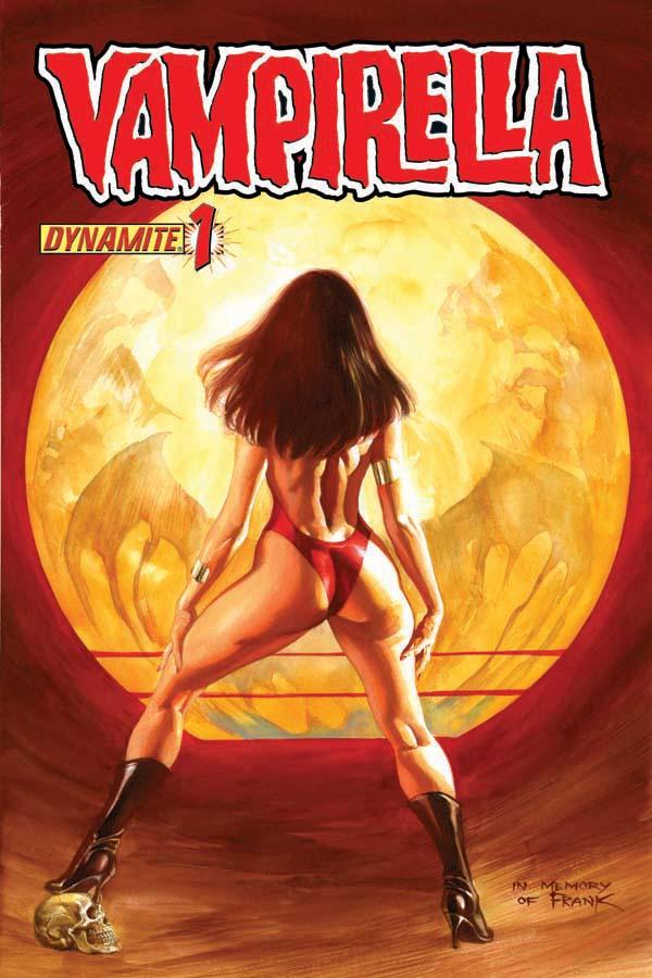 Vampi01-cov-Ross-A Dynamite Presents A First Look At VAMPIRELLA #1
