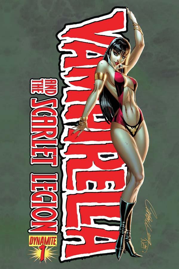 VampiScarlet01-Cov-Campbell Joe Harris to write VAMPIRELLA AND THE SCARLET LEGION