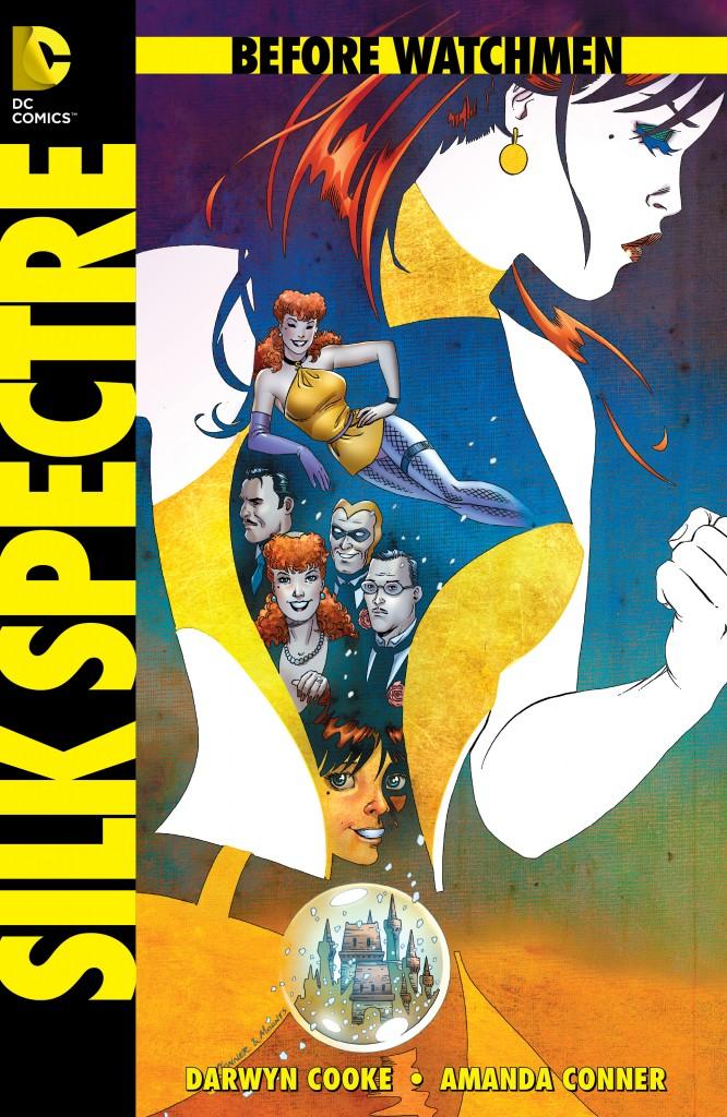 WATCHMEN_2012_SILK_Cvr-666x1024 DC Comics announces BEFORE WATCHMEN series