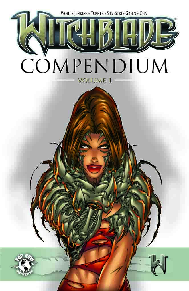WBCOMPD01_2ndPRINT_COV Witchblade Vol 1 And The Darkness Vol 1 Compendiums Are Back
