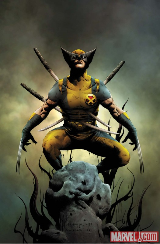 WOLVERINE_1_Cover First Look At Wolverine #1