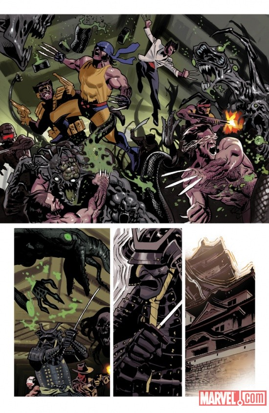 WOLVERINE_7_Preview3 First Look At WOLVERINE #7