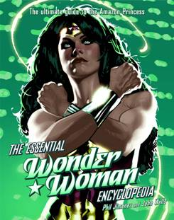WWEncyclopedia Wonder Woman Encyclopedia Leads November-Solicited PREVIEWS Exclusives