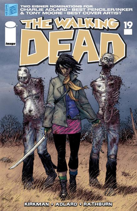 Walking_Dead_19 Robert Kirkman and comiXology offer WALKING DEAD #19 for free