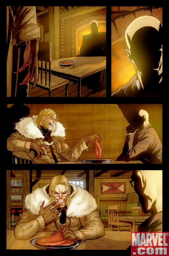 WeaponX_FC_01_Preview3 Weapon X First Class #1 Preview