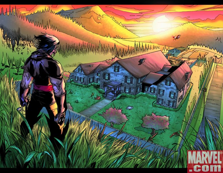 WeaponX_FC_01_Preview5 Weapon X First Class #1 Preview