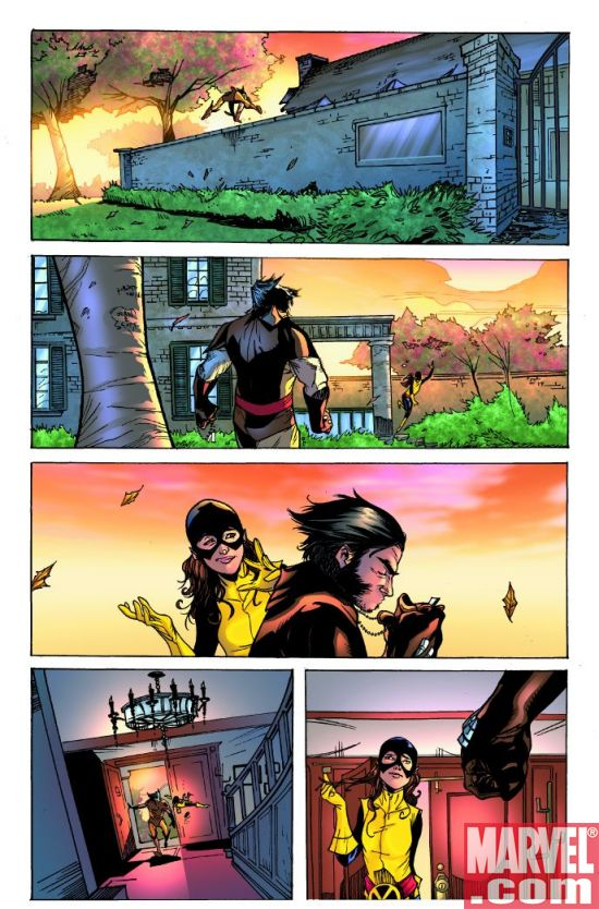 WeaponX_FC_01_Preview6 Weapon X First Class #1 Preview