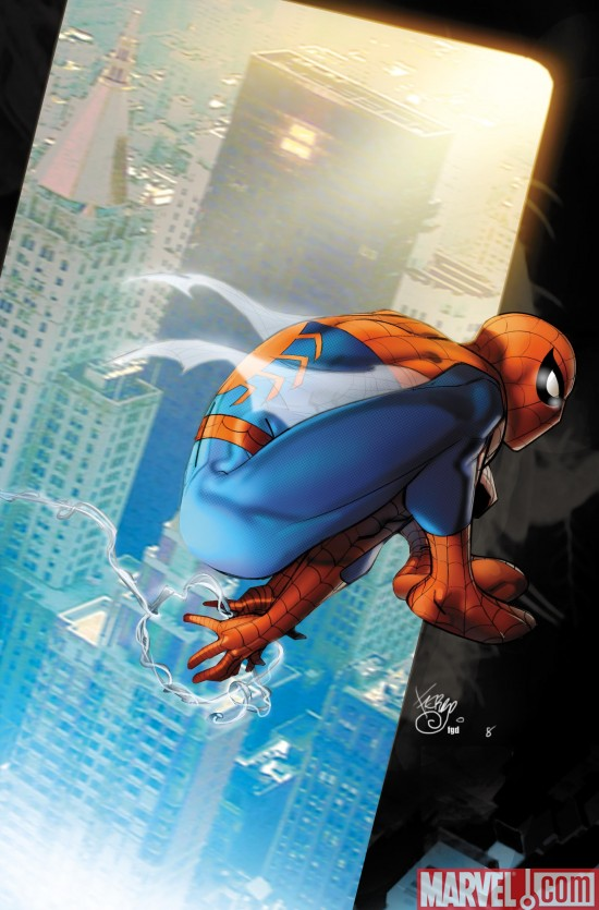 WebofSpiderMan_01 Marvel Announces Brand New WEB OF SPIDER-MAN Ongoing Series