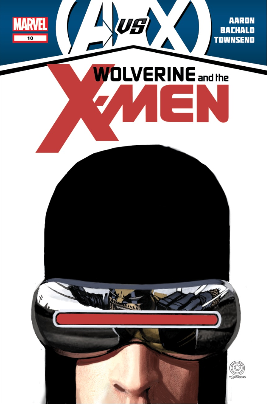 WolverineAndTheXMen_10_Cover Marvel releases May AVENGERS VS. X-MEN covers