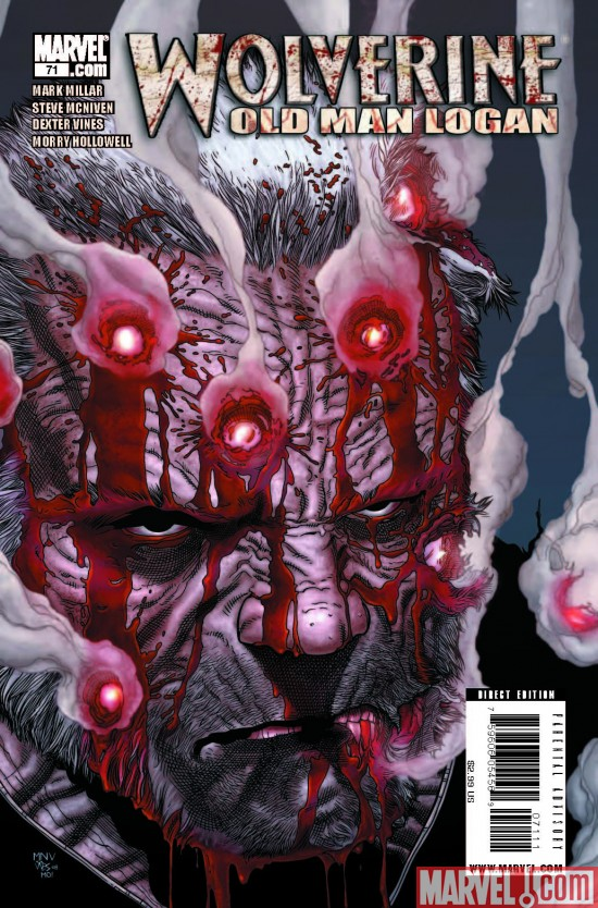 Wolverine_71_Cover Wolverine #70 Pops Its Claws For A Third Printing