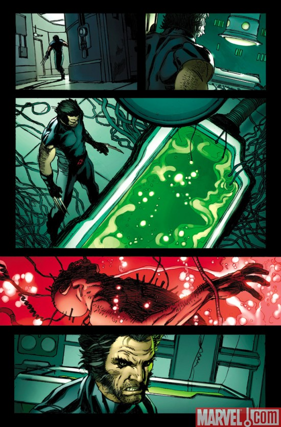 Wolverine_WeaponX__01_Preview4 Wolverine Weapon X #1 Preview