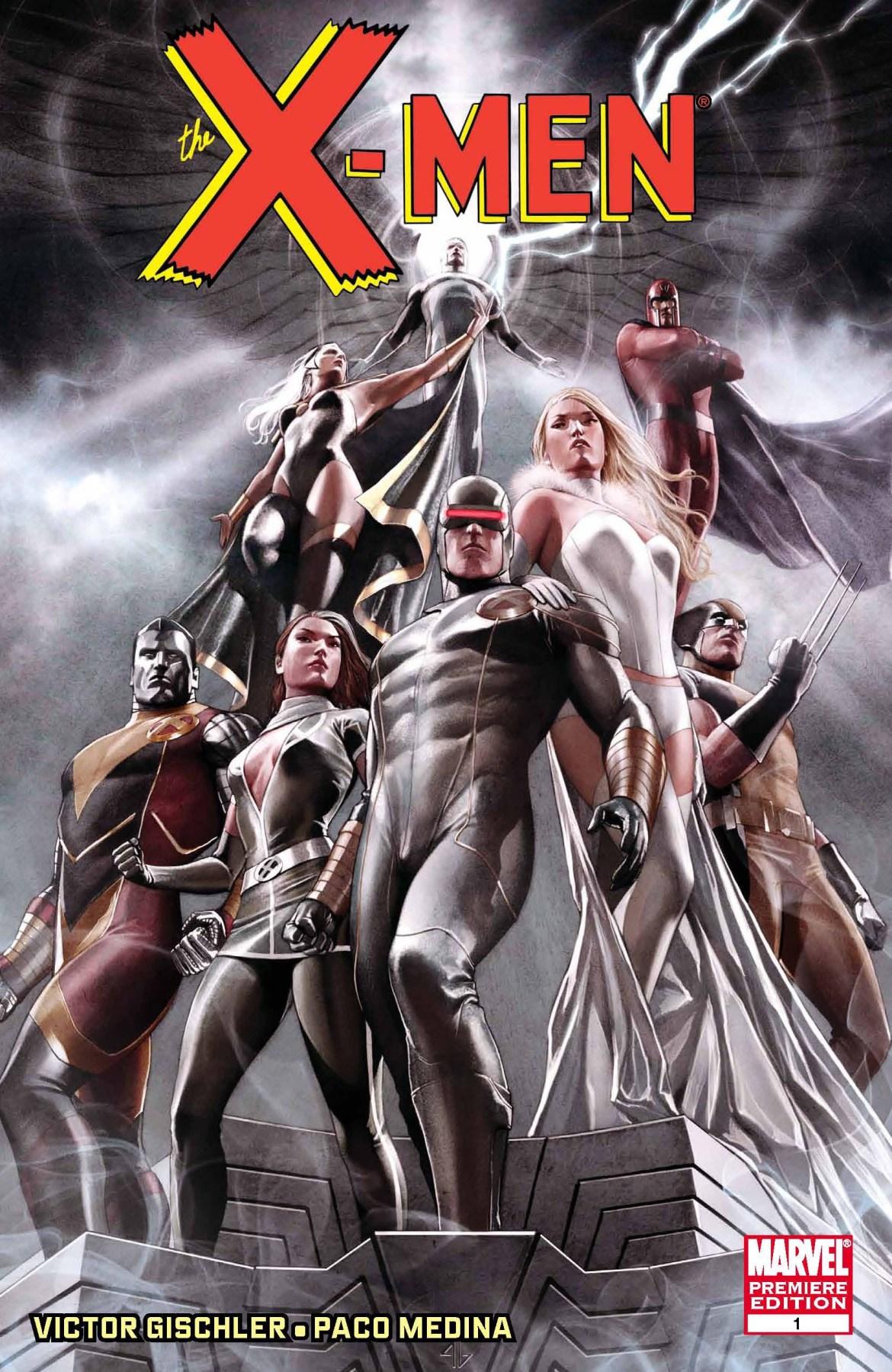 X-Men_01_PremiereVariant Marvel Announces X-MEN DAY