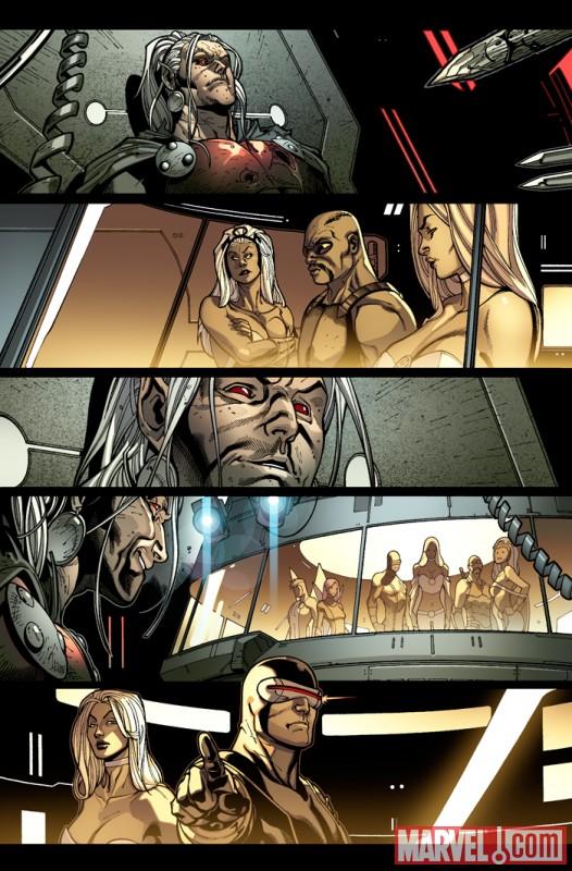 X-Men_03_Preview3 New Look At X-MEN #3