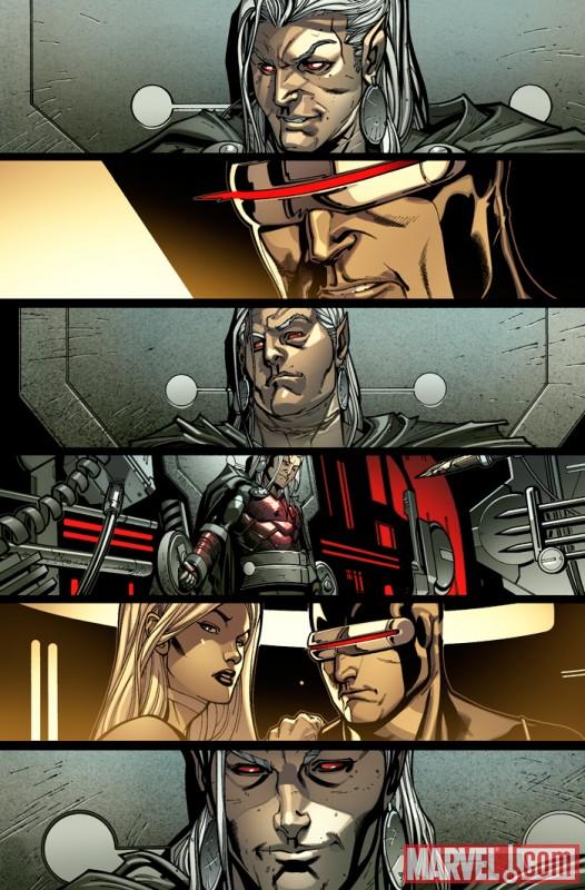 X-Men_03_Preview4 New Look At X-MEN #3