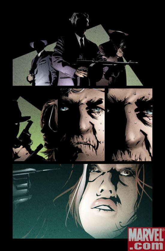 X-Men_Noir_04_Preview3 X-Men Noir #4 Preview