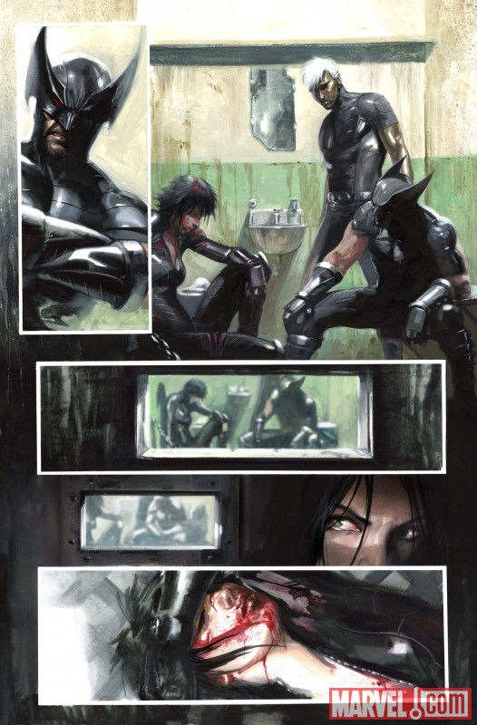 XFSV_1_Preview4 First Look At X-Force: Sex and Violence #1