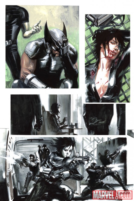 XFSV_1_Preview6 First Look At X-Force: Sex and Violence #1