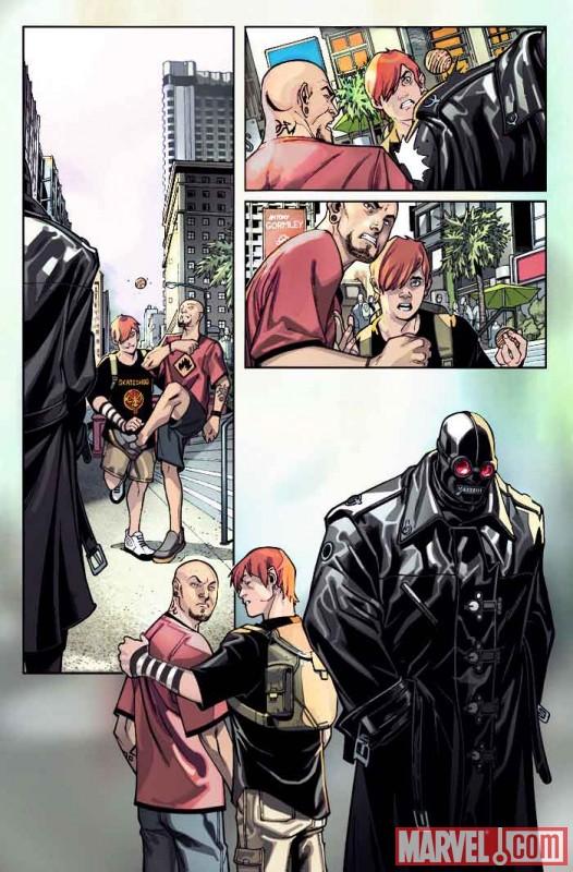 XMEN_1_Preview1 First Look At X-Men #1