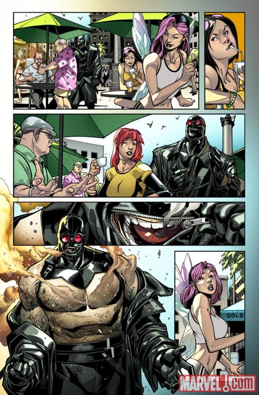 XMEN_1_Preview3 First Look At X-Men #1