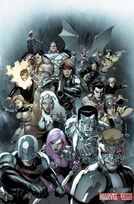 XMEN_245_COVER First Look at AGE OF X: CHAPTER ONE