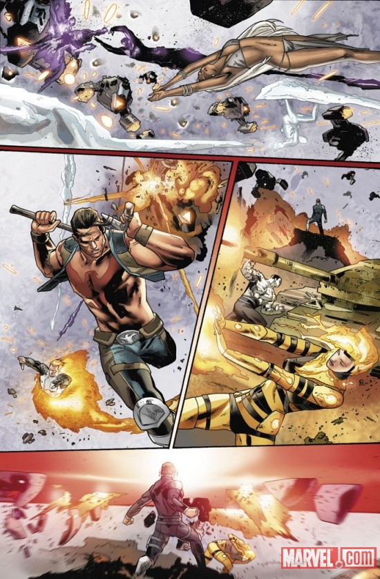 XMEN_245_PREVIEW1 First Look at AGE OF X: CHAPTER ONE