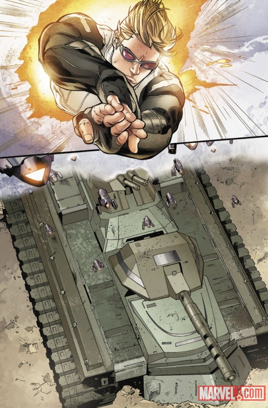 XMEN_245_PREVIEW3 First Look at AGE OF X: CHAPTER ONE